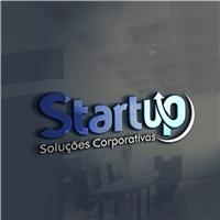 Startup Soluções Corporativas, Logo e Cartao de Visita, Consultoria de Negócios