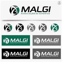 Associação MALGI de Esportes (AME), Logo, Associações, ONGs ou Comunidades