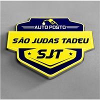 AUTO POSTO SÃO JUDAS TADEU, Logo e Cartao de Visita, Automotivo