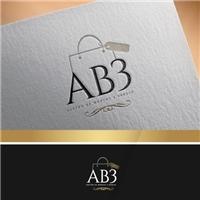 AB3 Gestão de Marcas e Varejo, Logo, Roupas, Jóias & Assessorios