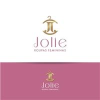 Jolie Roupas Femininas, Logo, Roupas, Jóias & Assessorios
