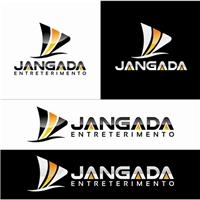 Jangada Entretenimento, Logo, Artes, Música & Entretenimento
