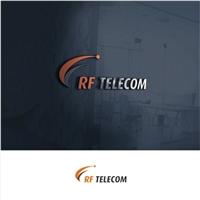 RF TELECOM, Logo e Papelaria (6 itens), Marketing & Comunicação