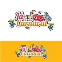 Já é Carnaval, Logo, Artes, Música & Entretenimento