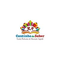 Escola Particular de Educação Infantil Cantinho do Saber , Logo e Cartao de Visita, Educação & Cursos