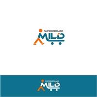 Supermercado MILD, Logo, Alimentos & Bebidas