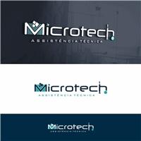 MICROTECH, Logo, Computador & Internet