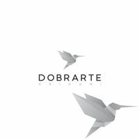 Dobrarte Origami, Logo, Decoração & Mobília
