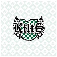Kilts. Produto principal: Kilt (saia escocesa), Papelaria (6 itens), Roupas, Jóias & Assessorios