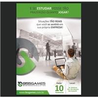BSSGAMES - BUSINESS SIMULATION, Cartao de Visita, Educação & Cursos