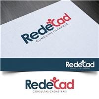 REDE CAD - Consultas Cadastrais , Logo e Cartao de Visita, Tecnologia & Ciencias