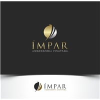Ímpar Assessoria Contábil, Logo e Cartao de Visita, Contabilidade & Finanças