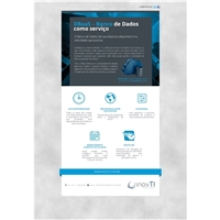 Email Mkt - DBaaS, Cardápio, Computador & Internet