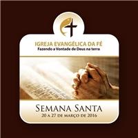 Igreja Evangélica da Fé, Layout e-Commerce, Religião & Espiritualidade