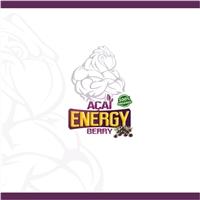 Açaí Energy Berry, Anúncio para Revista/Jornal, Alimentos & Bebidas