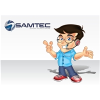 Samtec, Folheto ou Cartaz (sem dobra), Computador & Internet