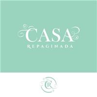 CASA REPAGINADA, Logo, Decoração & Mobília