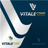 Vitale Corp Agroscience, Logo e Cartao de Visita, Ambiental & Natureza