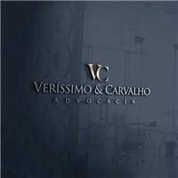 Veríssimo e Carvalho Advocacia , Logo, Advocacia e Direito