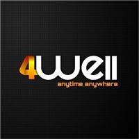 4well, Logo, Alimentos & Bebidas