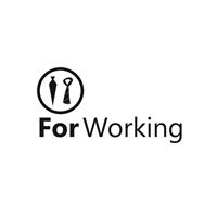 For Working, Logo e Cartao de Visita, Roupas, Jóias & acessórios