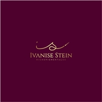 Ivanise Stein Micropigmentação, Logo, Beleza