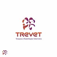 TREVET - Terapias e Reabilitação Veterinária, Tag, Adesivo e Etiqueta, Animais