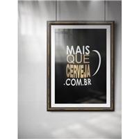 maisquecerveja.com.br, Logo e Cartao de Visita, Outros