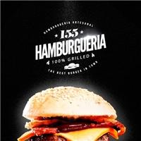 155 Hamburgueria Gourmet, Papelaria (6 itens), Alimentos & Bebidas