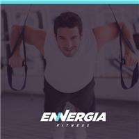Ennergia, Logo e Cartao de Visita, Saúde & Nutrição