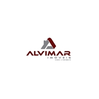 ALVIMAR Imóveis, Logo e Cartao de Visita, Imóveis