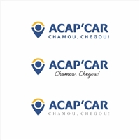 Acap'car, Logo, Automotivo