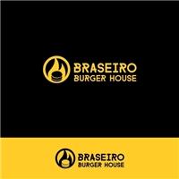 BRASEIRO BURGER HOUSE, Logo, Saúde & Nutrição