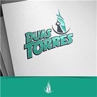 Duas Torres, Logo e Cartao de Visita, Artes, Música & Entretenimento