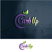 CARB UP AÇAÍ E TAPIOCARIA, Logo e Cartao de Visita, Alimentos & Bebidas