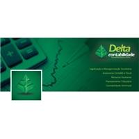 Delta Contabilidade, Manual da Marca, Contabilidade & Finanças