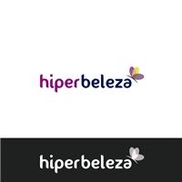 Hiper Beleza, Logo e Cartao de Visita, Beleza