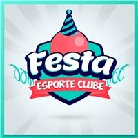 FESTA ESPORTE CLUBE, Logo, Crianças & Infantil