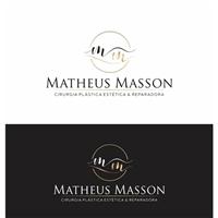 Matheus Masson- Cirurgia Plástica Estética e Reparadora  , Logo e Cartao de Visita, Saúde & Nutrição