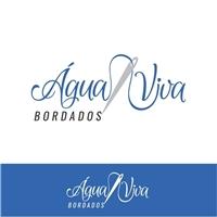 ÁGUA VIVA, Logo e Cartao de Visita, Outros