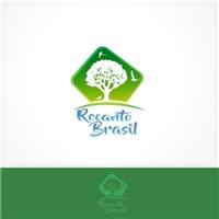Recanto Brasil, Logo e Cartao de Visita, Imóveis