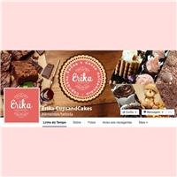 Erika CupsandCakes , Manual da Marca, Alimentos & Bebidas