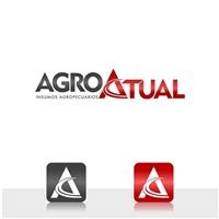 AGRO ATUAL INSUMOS AGROPECUÁRIOS, Logo, Animais