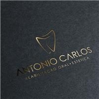 Antonio Carlos, Logo e Cartao de Visita, Saúde & Nutrição