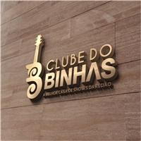 Clube do Binhas - A melhor casa de shows da região, Logo, Artes, Música & Entretenimento