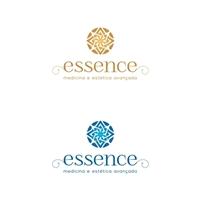 Essence - Medicina e Estética Avançada, Logo e Cartao de Visita, Saúde & Nutrição