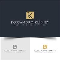 Rossandro klinjey, Logo e Cartao de Visita, Consultoria de Negócios