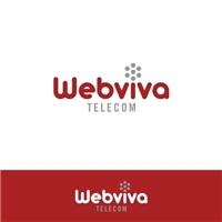 Webviva Telecom , Logo, Computador & Internet