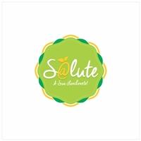 s@lute, Logo e Cartao de Visita, Saúde & Nutrição