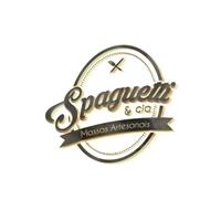 Spaguetti & Cia, Logo e Cartao de Visita, Alimentos & Bebidas